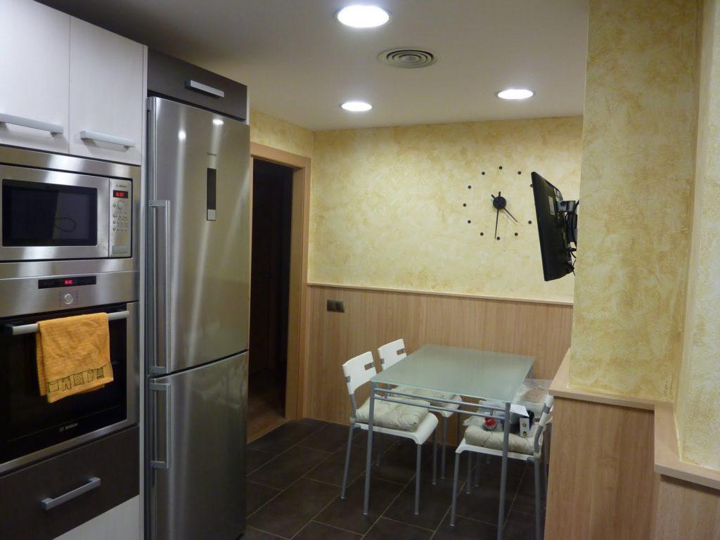 Lacar muebles de cocina free armario empotrado lacado for Lacar muebles cocina precio